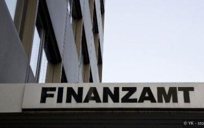 Wiederaufnahme durch die Finanzverwaltung